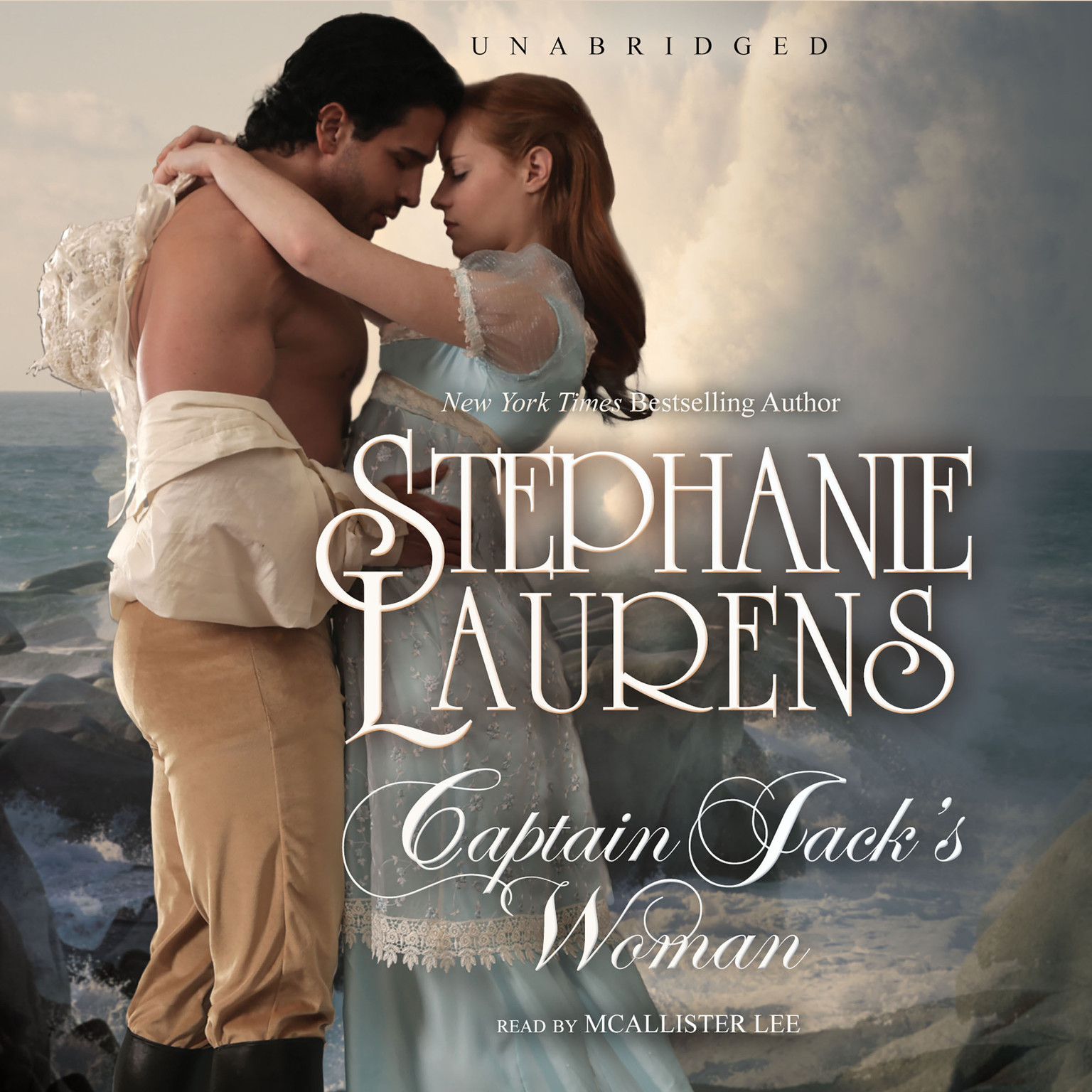 Printable Captain Jack's Woman Audiobook Cover Art