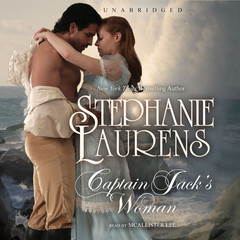 Captain Jack's Woman Audiobook, by Stephanie Laurens