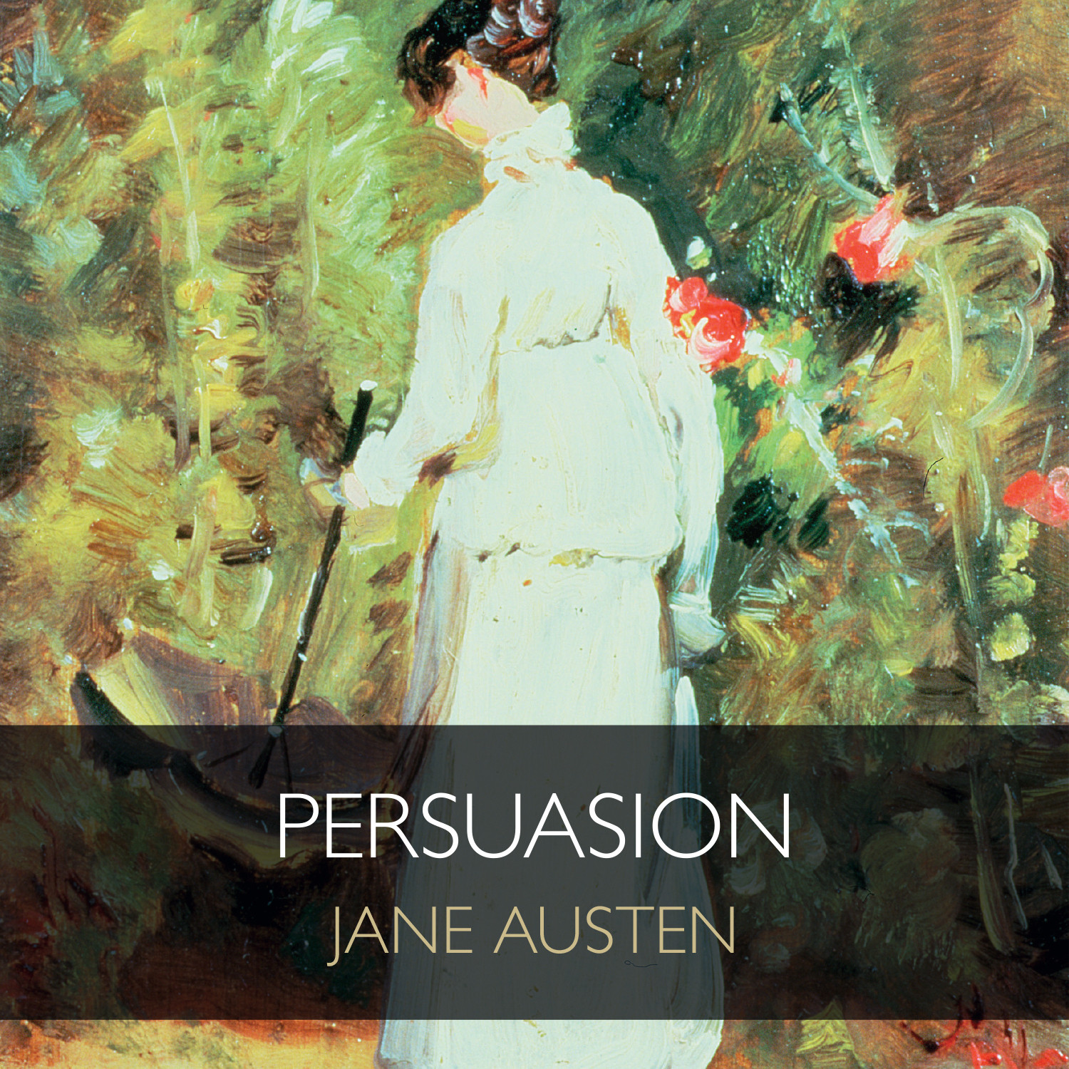 Printable Persuasion Audiobook Cover Art