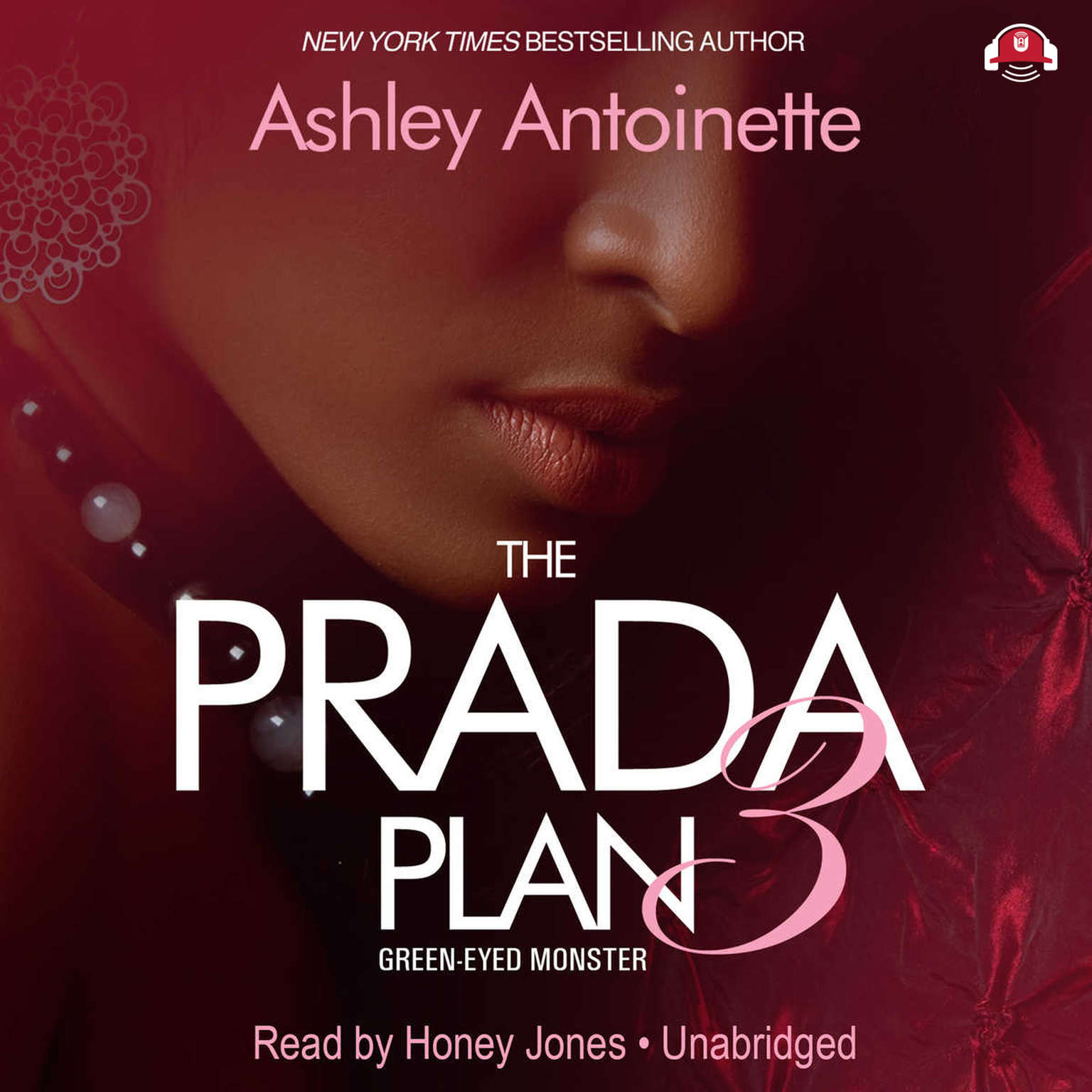Printable The Prada Plan 3: Green-Eyed Monster Audiobook Cover Art