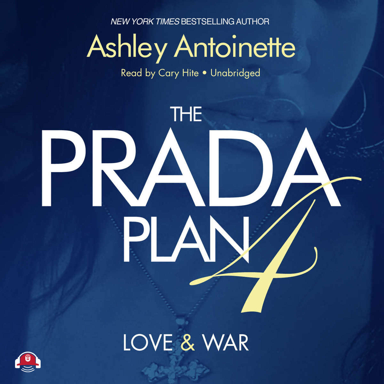 Printable The Prada Plan 4: Love & War Audiobook Cover Art