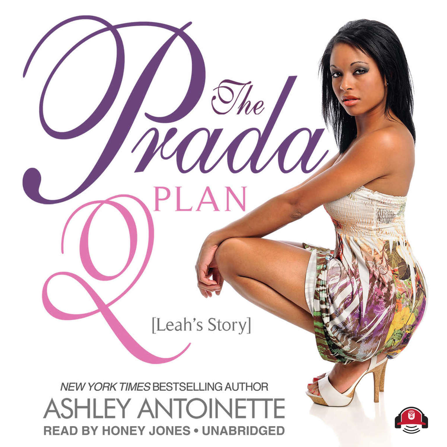 Printable The Prada Plan 2: Leah's Story Audiobook Cover Art