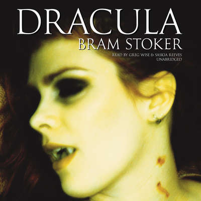 Dracula Audiobook, by Bram Stoker