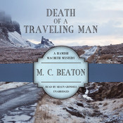 Death of a Traveling Man, by M. C. Beaton