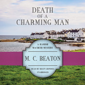 Death of a Charming Man Audiobook, by M. C. Beaton