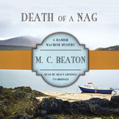 Death of a Nag Audiobook, by M. C. Beaton