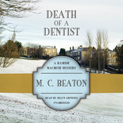 Death of a Dentist, by M. C. Beaton
