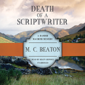 Death of a Scriptwriter, by M. C. Beaton