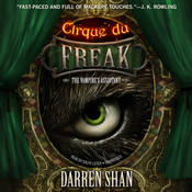 The Vampire's Assistant Audiobook, by Darren Shan