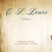 Letters Audiobook, by C. S. Lewis