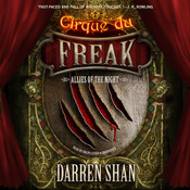 Allies of the Night Audiobook, by Darren Shan