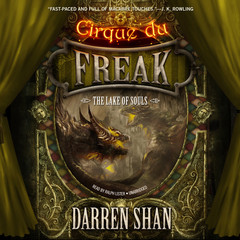 The Lake of Souls Audiobook, by Darren Shan