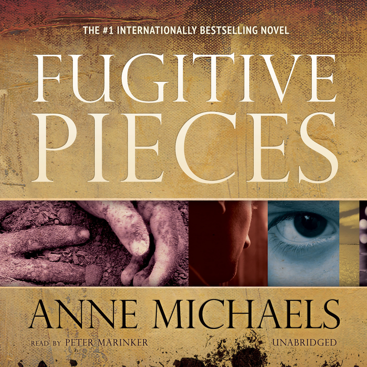 Printable Fugitive Pieces Audiobook Cover Art