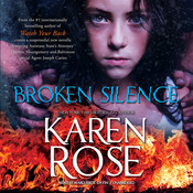Broken Silence Audiobook, by Karen Rose