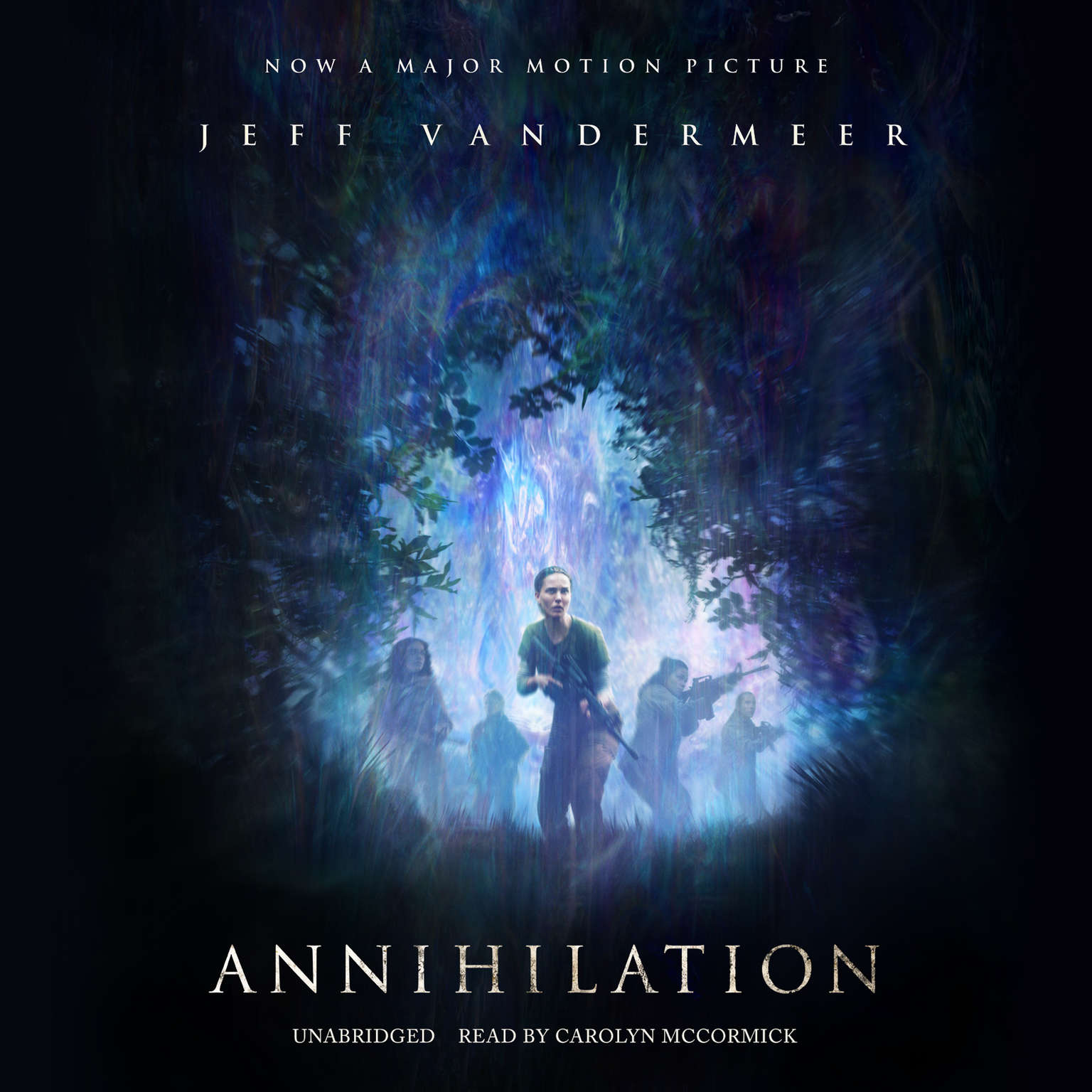 Printable Annihilation Audiobook Cover Art