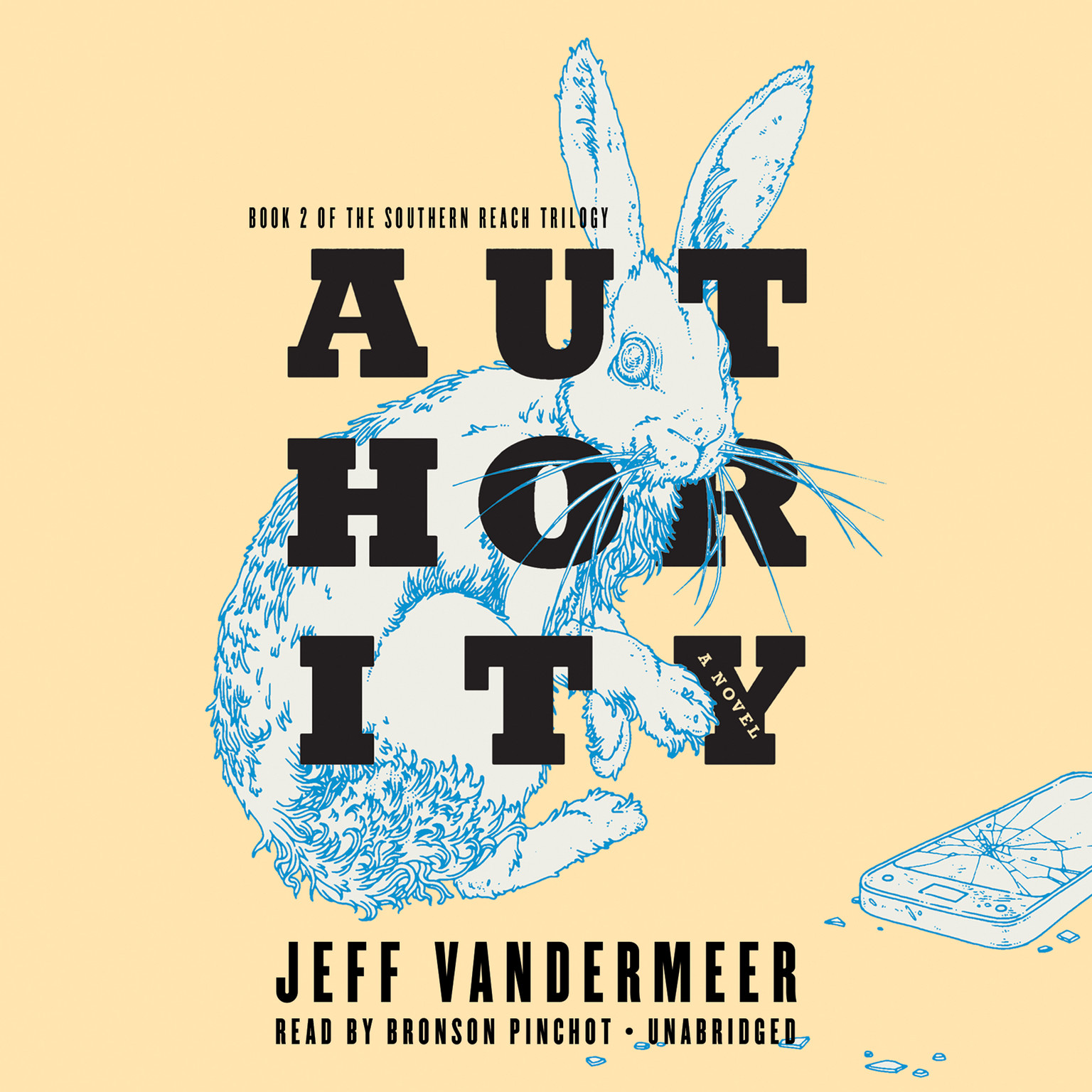 Printable Authority Audiobook Cover Art
