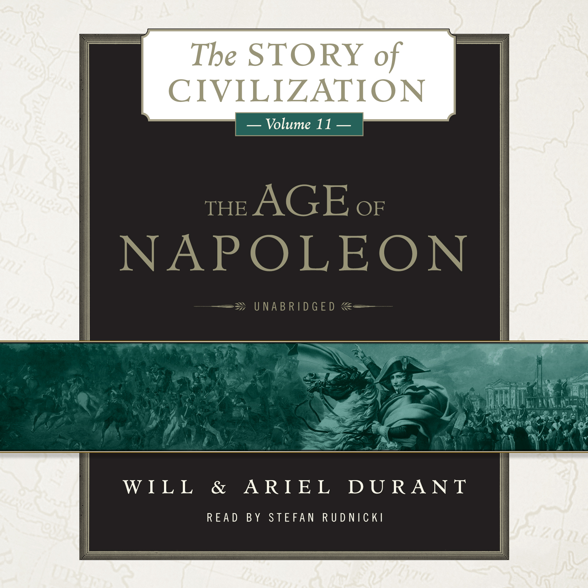 Printable The Age of Napoleon: A History of European Civilization from 1789 to 1815 Audiobook Cover Art