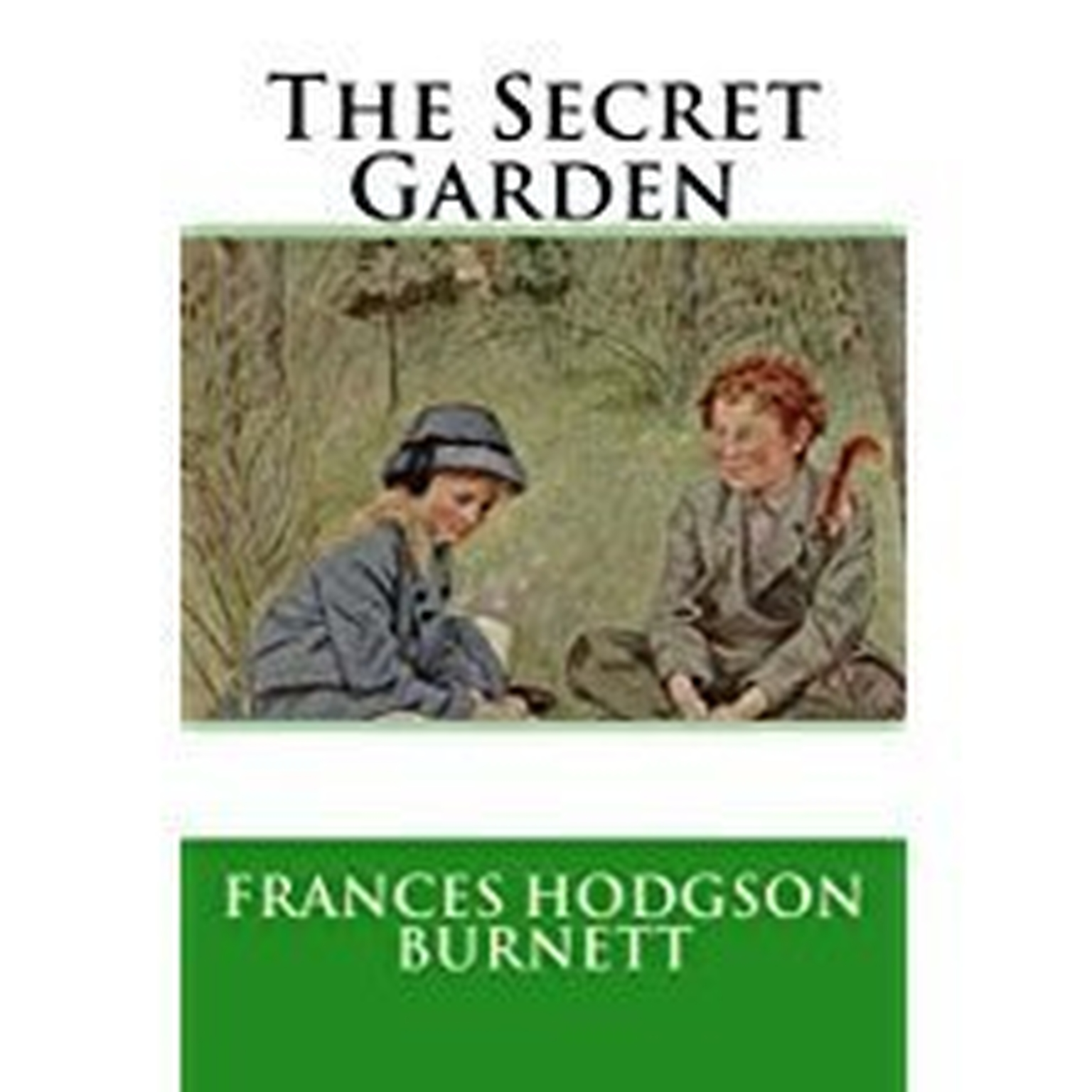 Nice The Secret Garden Audiobook, By Frances Hodgson Burnett