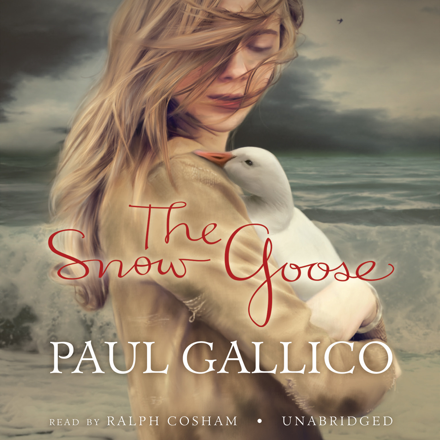 Printable The Snow Goose Audiobook Cover Art