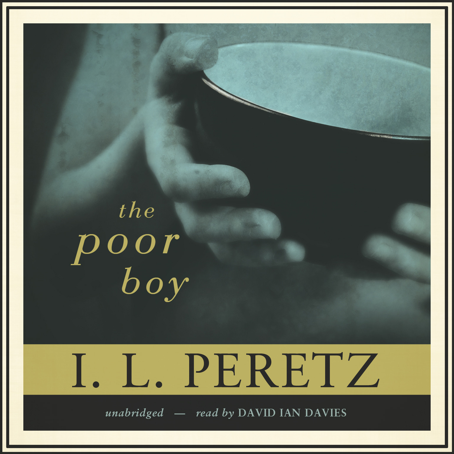 Printable The Poor Boy Audiobook Cover Art