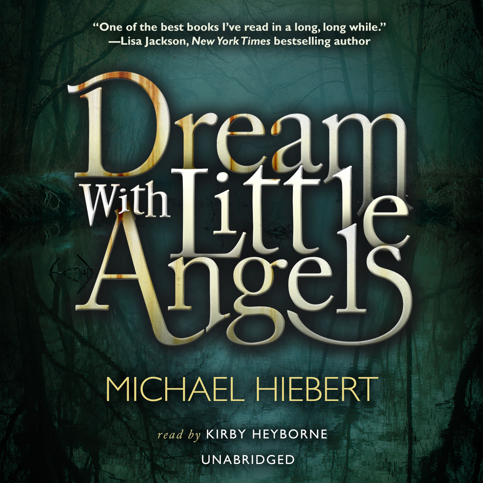 Printable Dream with Little Angels Audiobook Cover Art