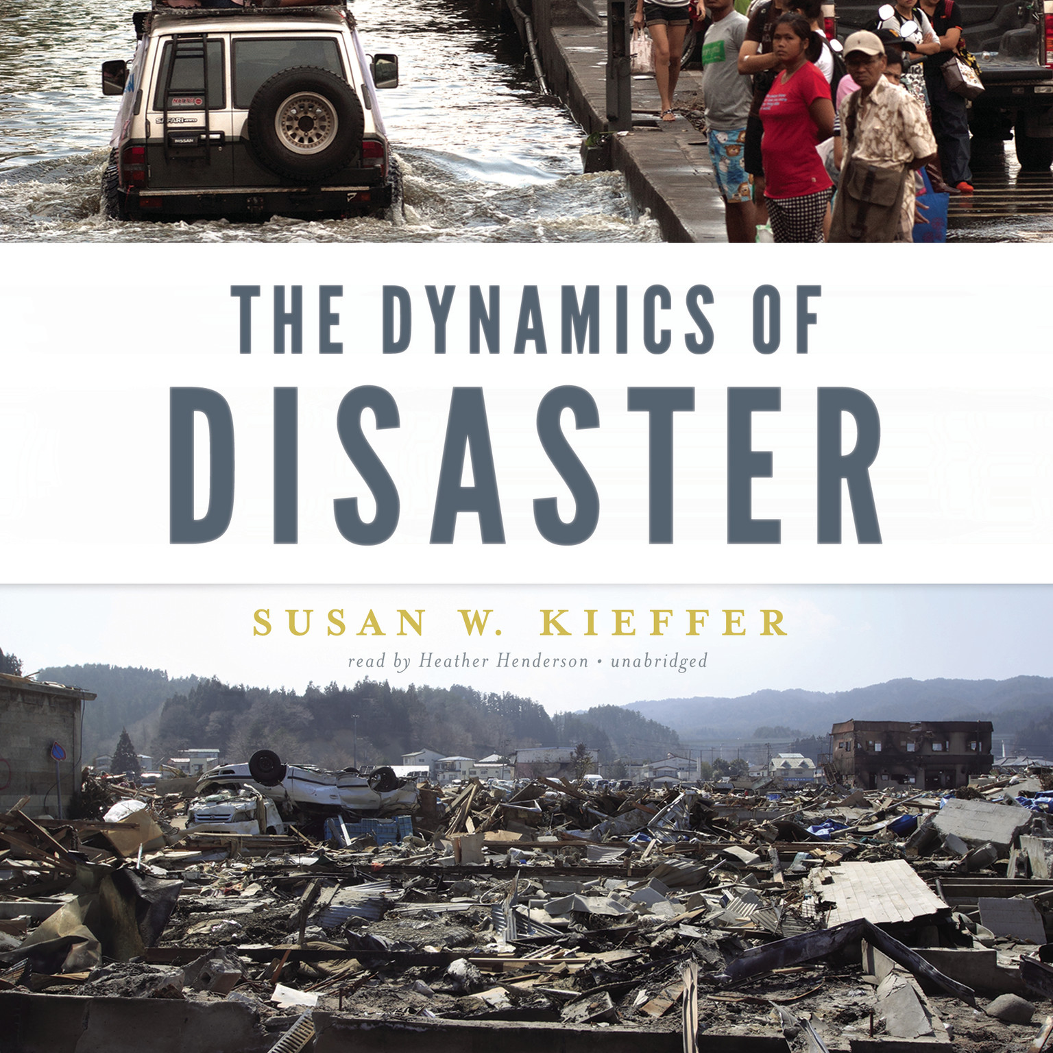 Printable The Dynamics of Disaster Audiobook Cover Art