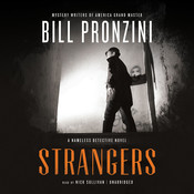 Strangers: A Nameless Detective Novel Audiobook, by Bill Pronzini
