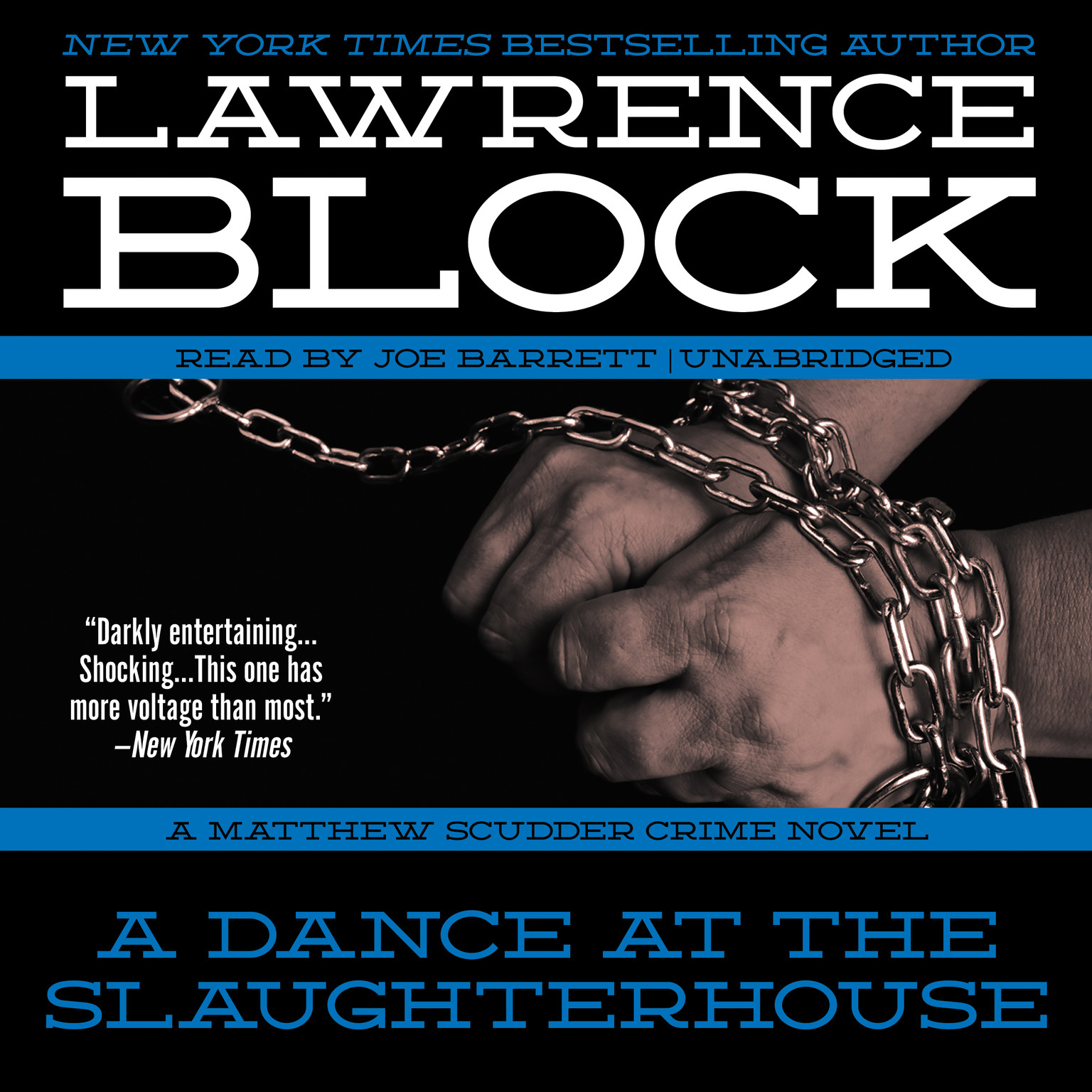 Printable A Dance at the Slaughterhouse: A Matthew Scudder Crime Novel Audiobook Cover Art