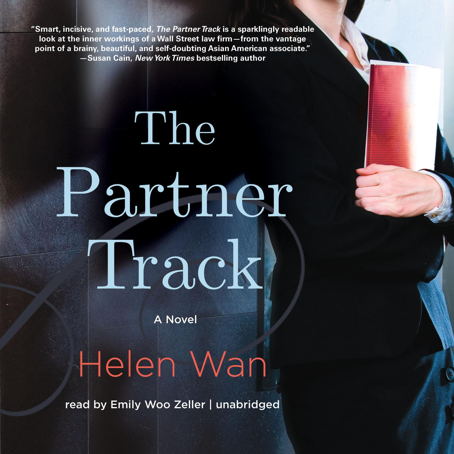 Printable The Partner Track Audiobook Cover Art