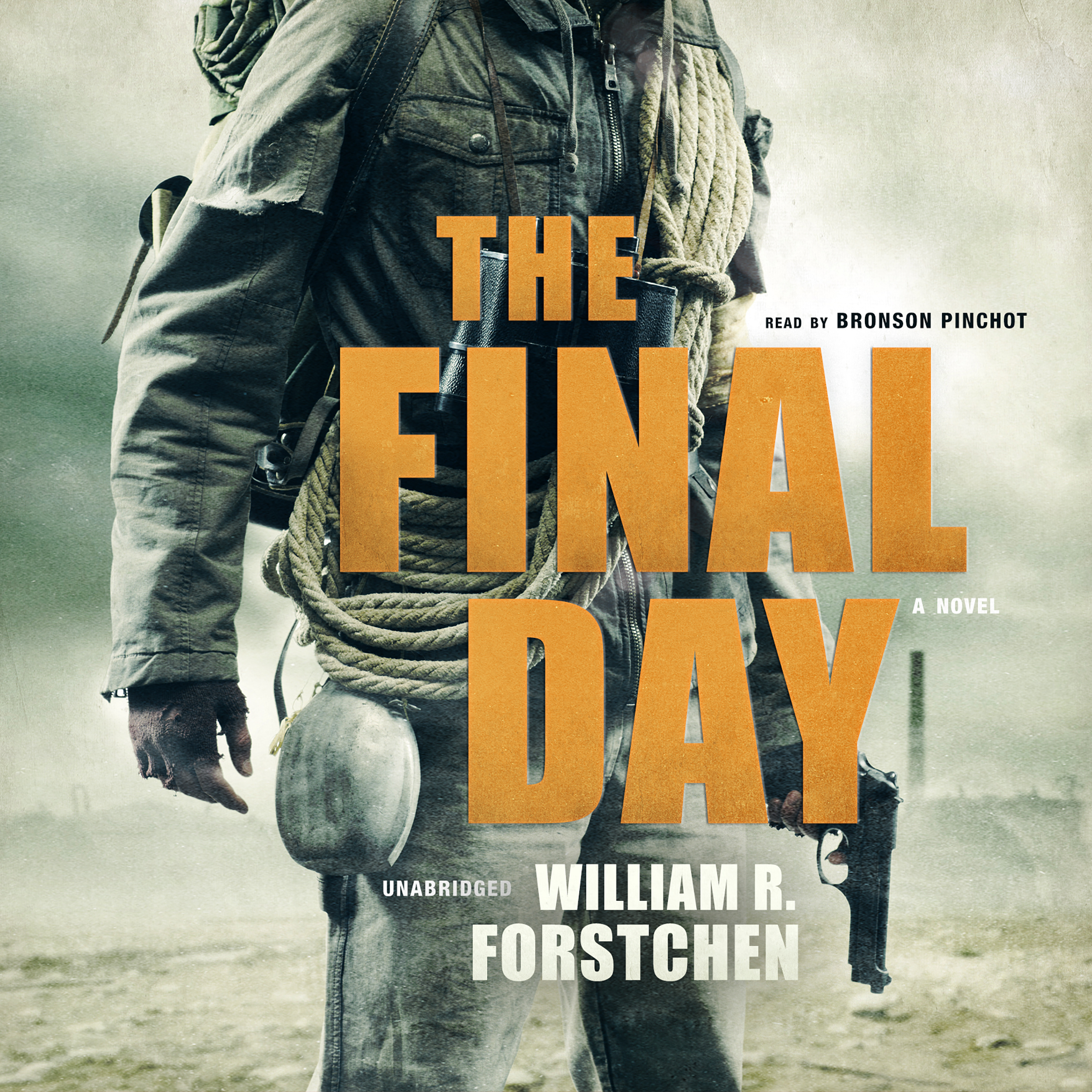 Printable The Final Day Audiobook Cover Art