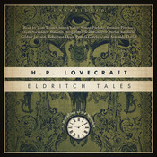 Eldritch Tales: A Miscellany of the Macabre Audiobook, by H. P. Lovecraft