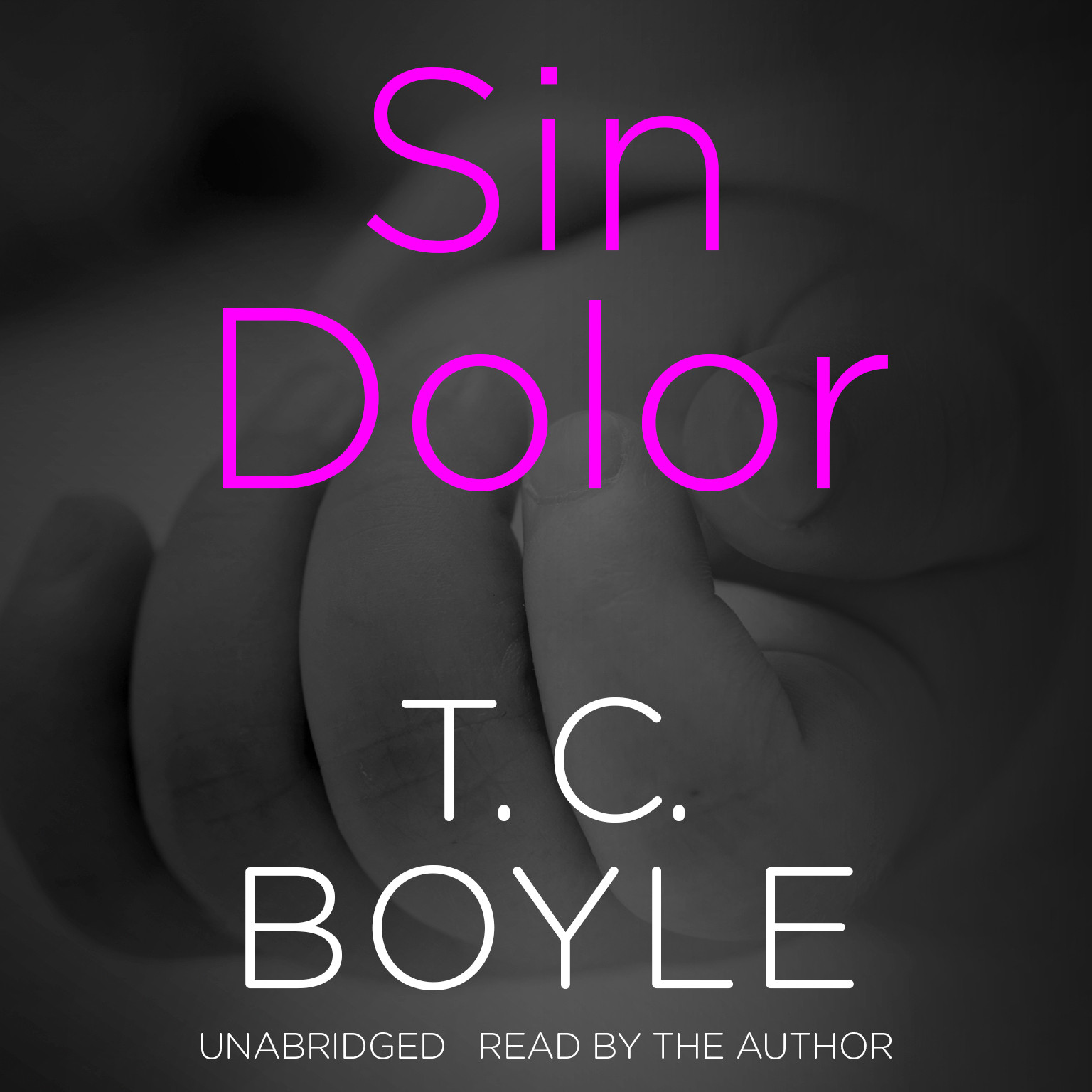 Printable Sin Dolor Audiobook Cover Art