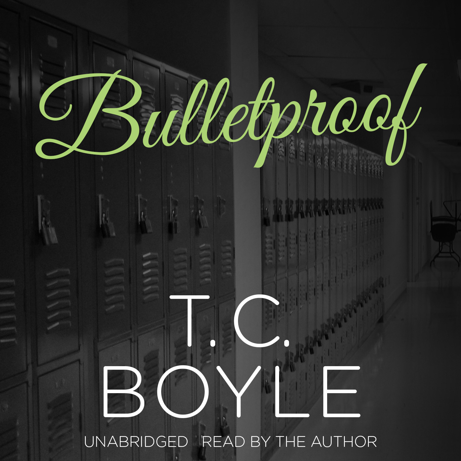 Printable Bulletproof Audiobook Cover Art