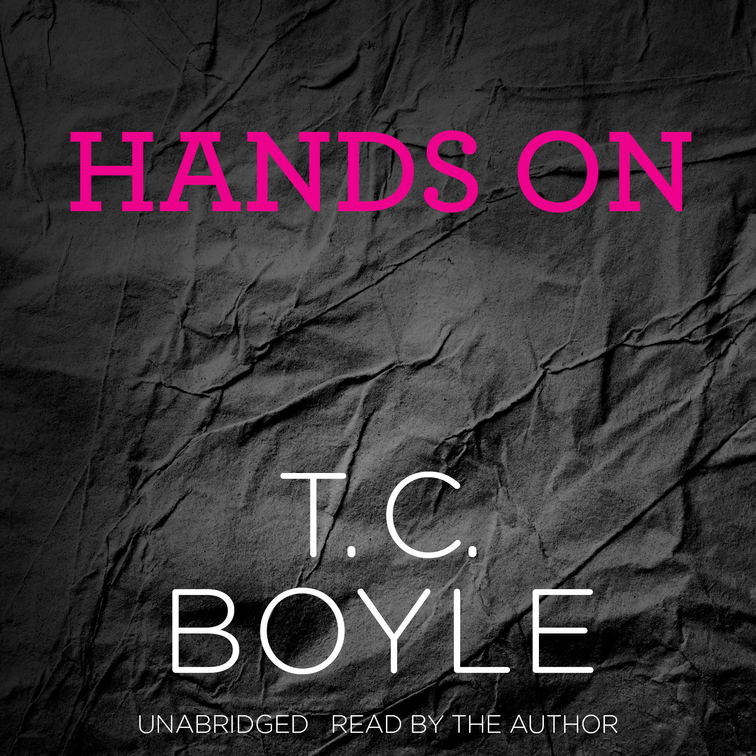 Printable Hands On Audiobook Cover Art