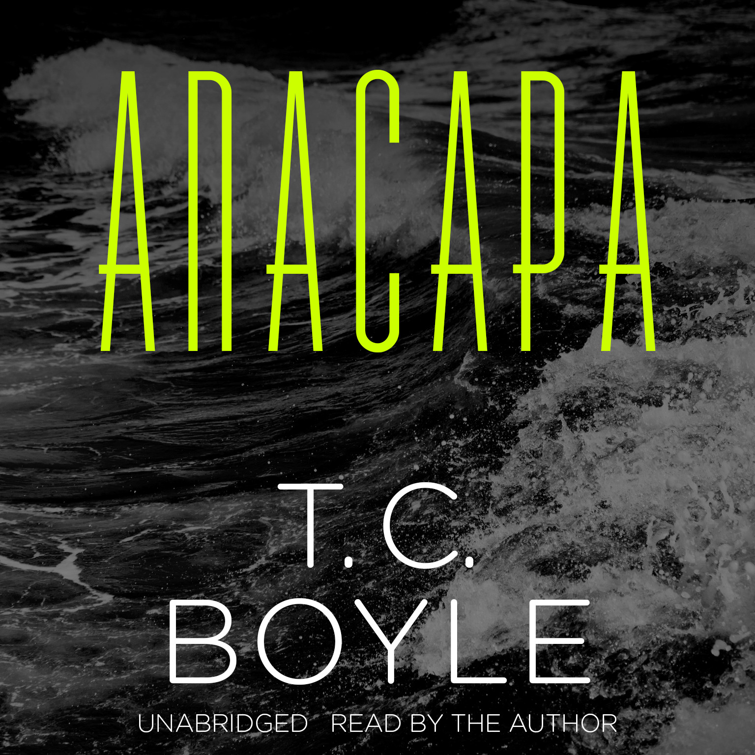 Printable Anacapa Audiobook Cover Art