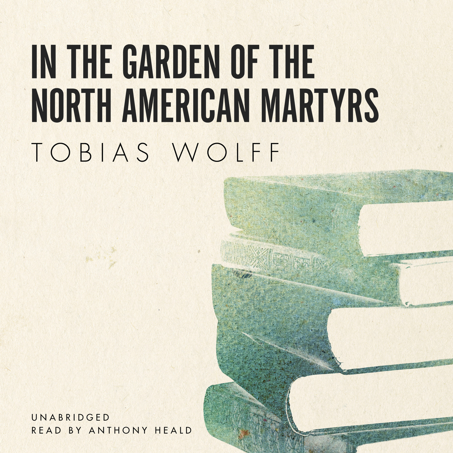 Printable In the Garden of the North American Martyrs Audiobook Cover Art
