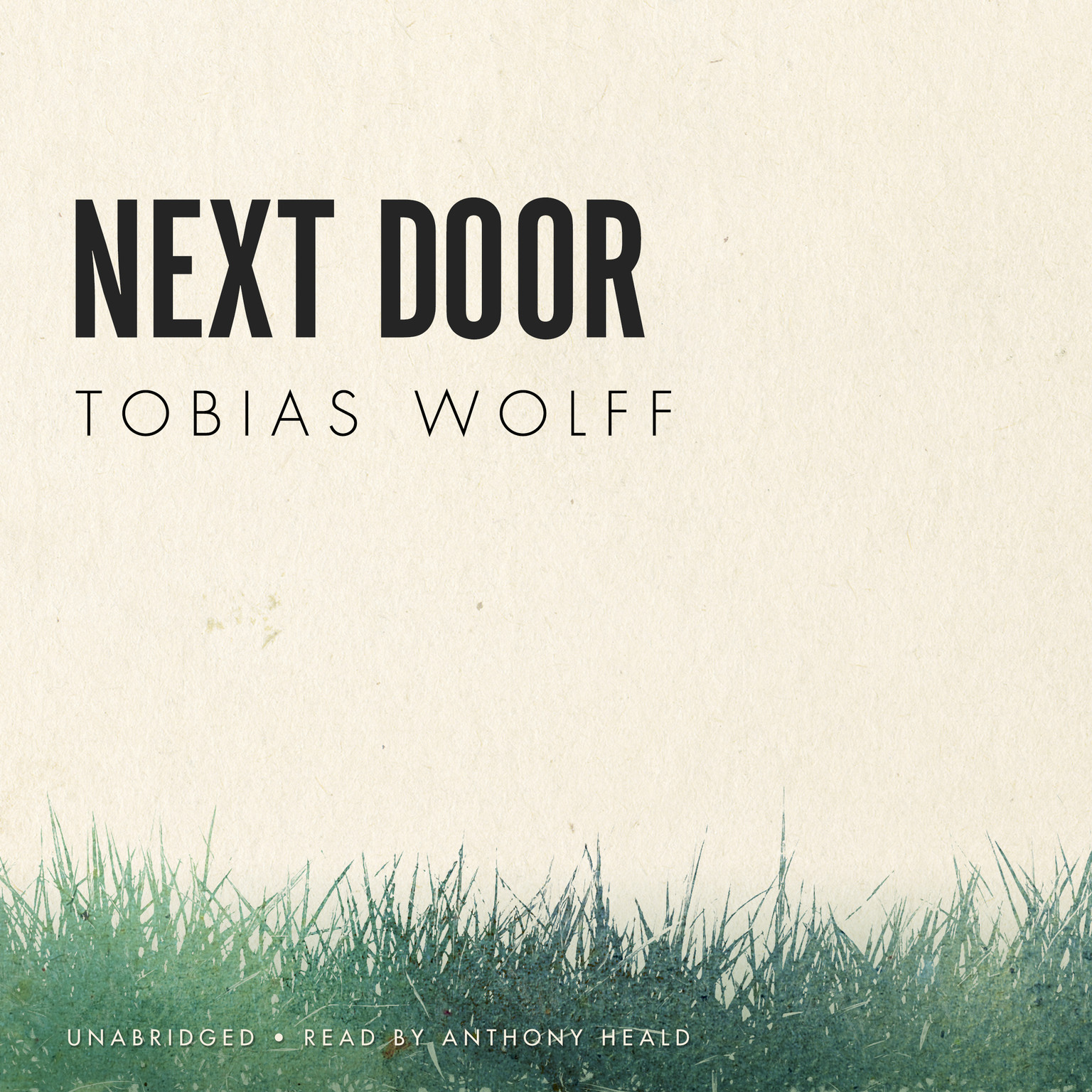 Printable Next Door Audiobook Cover Art