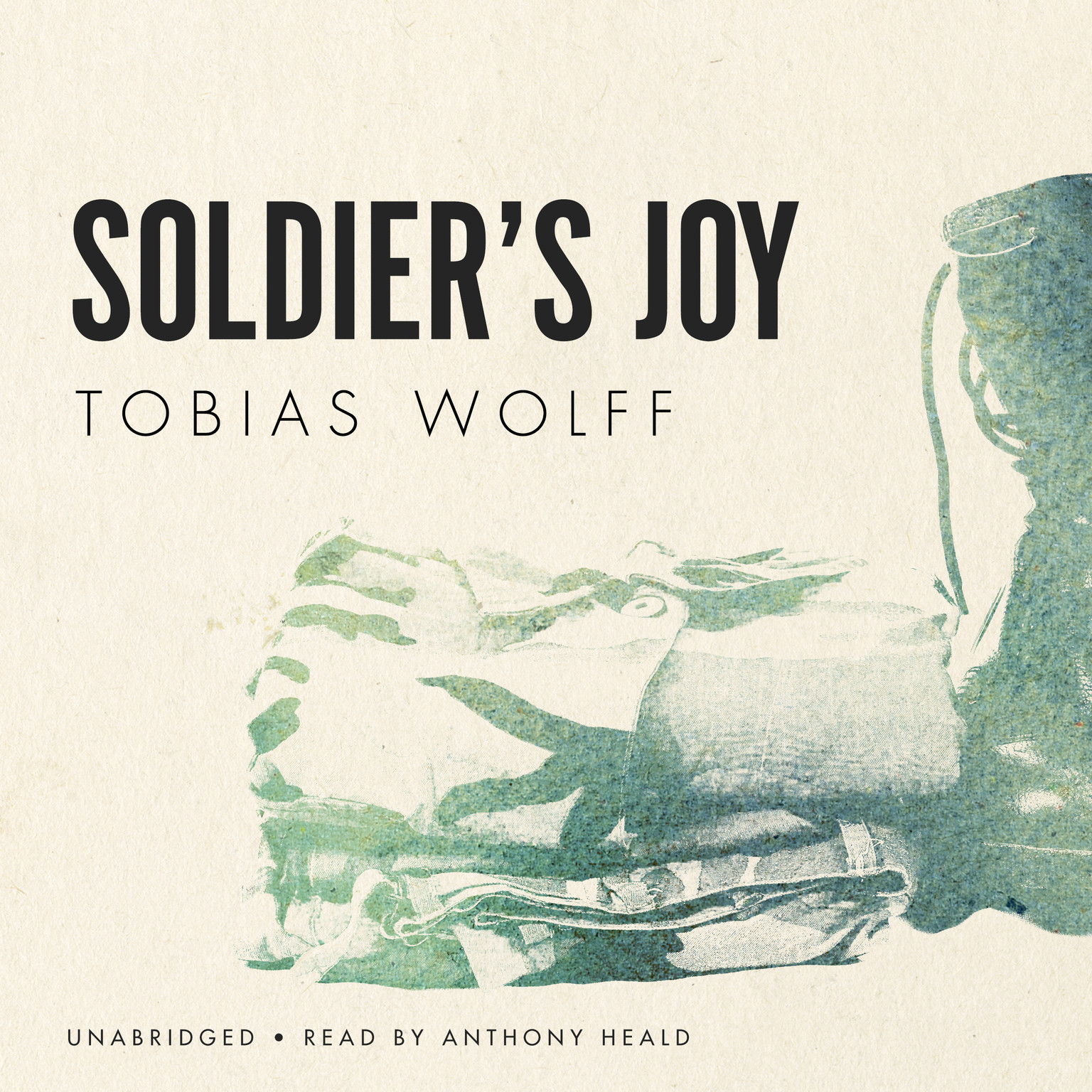 Printable Soldier's Joy Audiobook Cover Art