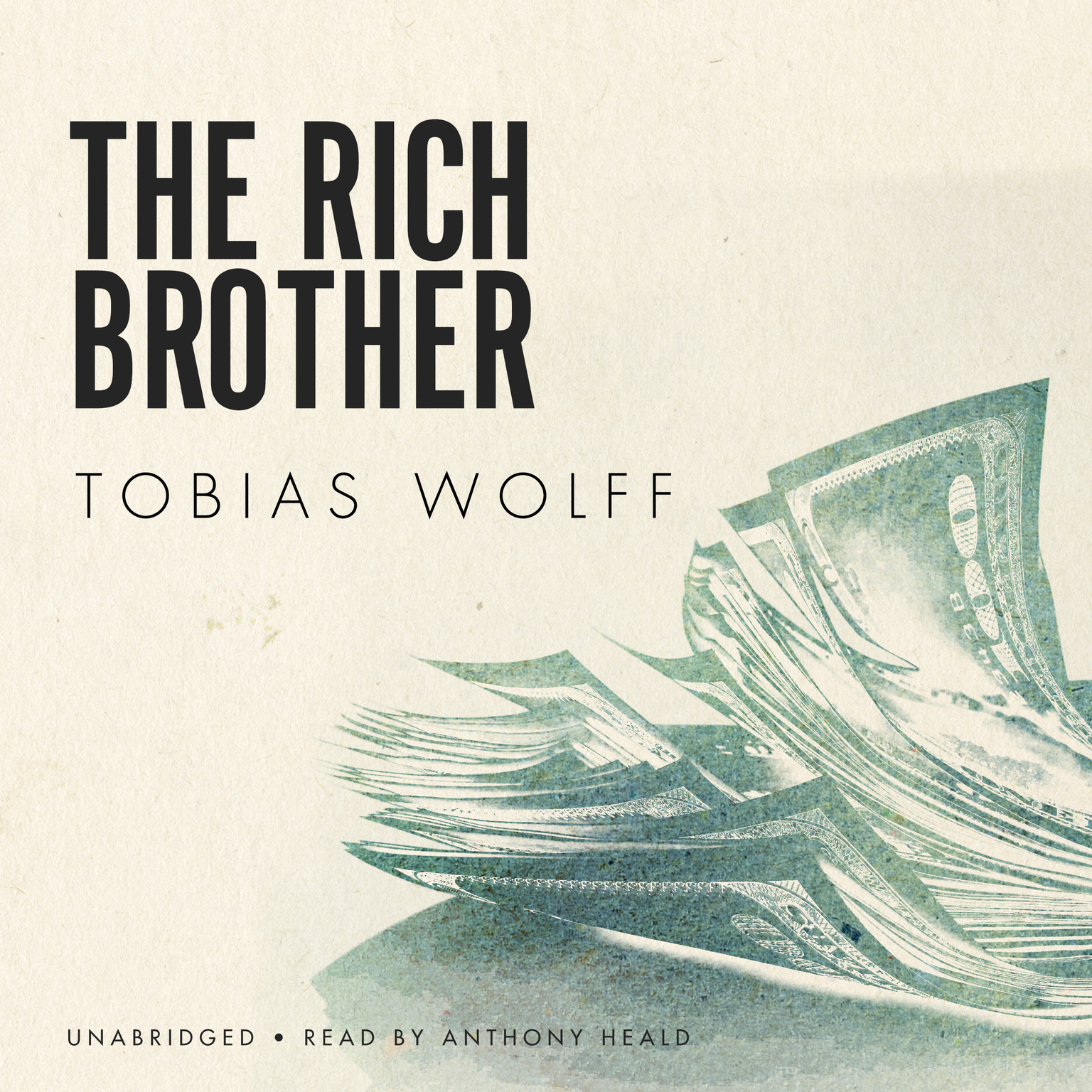 Printable The Rich Brother Audiobook Cover Art