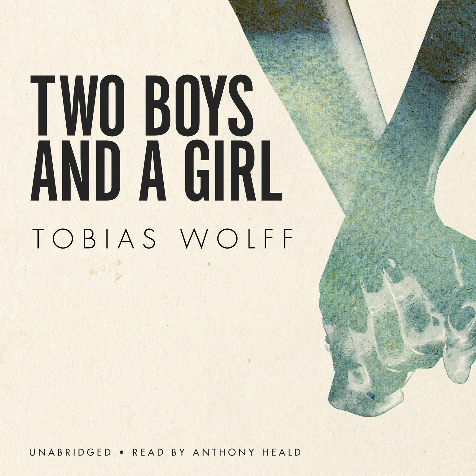 Printable Two Boys and a Girl Audiobook Cover Art