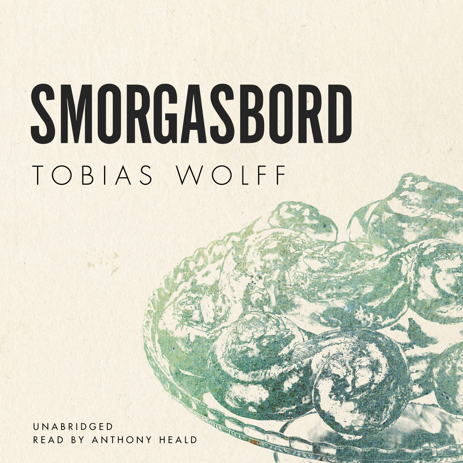 Printable Smorgasbord Audiobook Cover Art