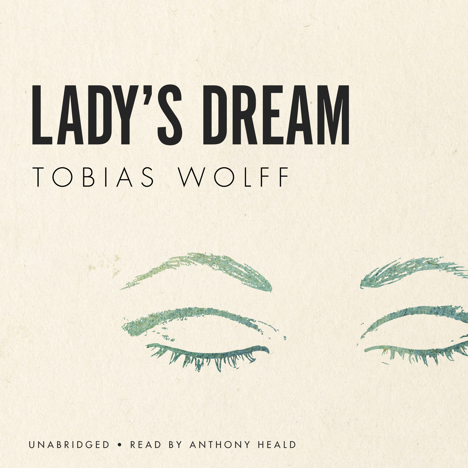 Printable Lady's Dream Audiobook Cover Art