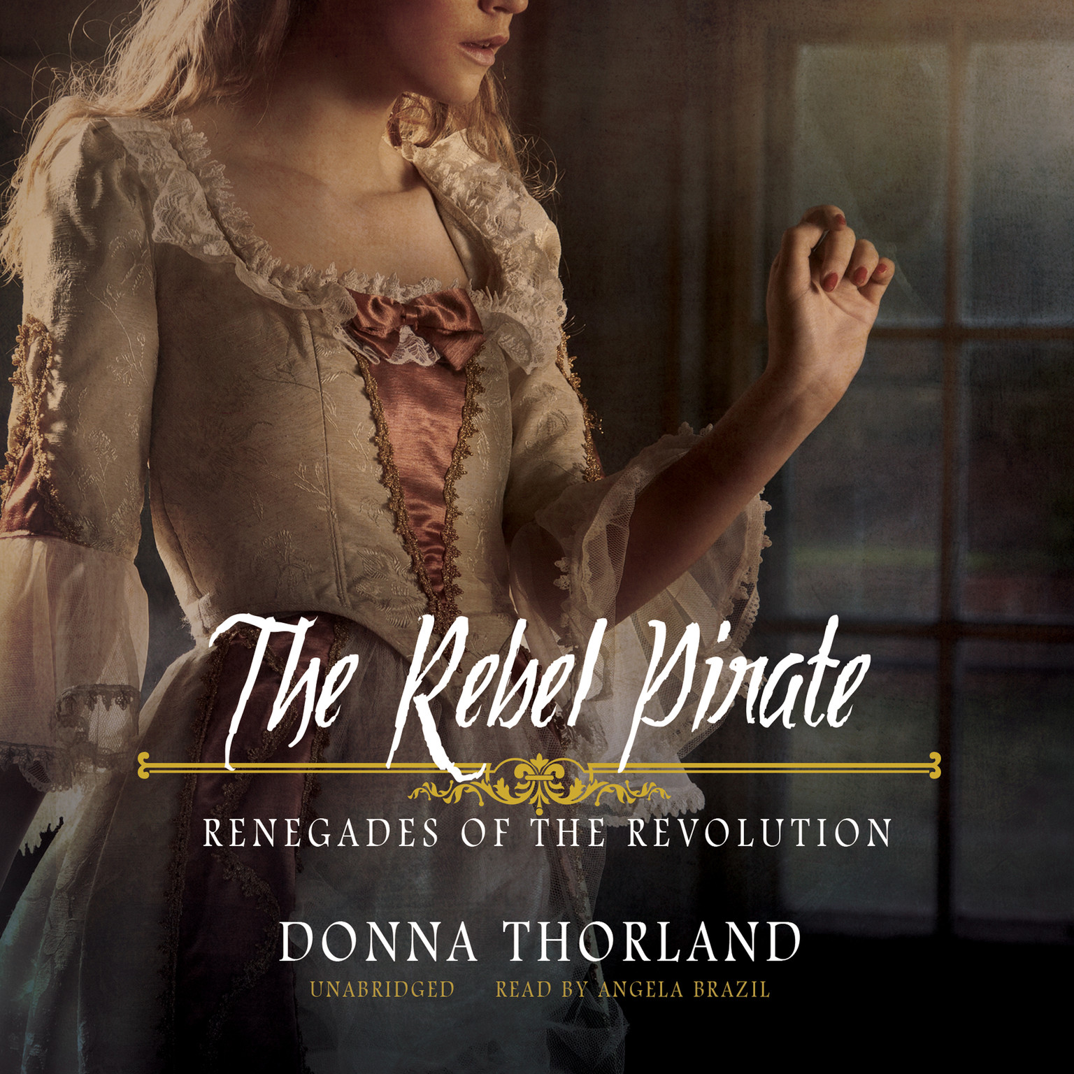 Printable The Rebel Pirate: Renegades of the Revolution Audiobook Cover Art