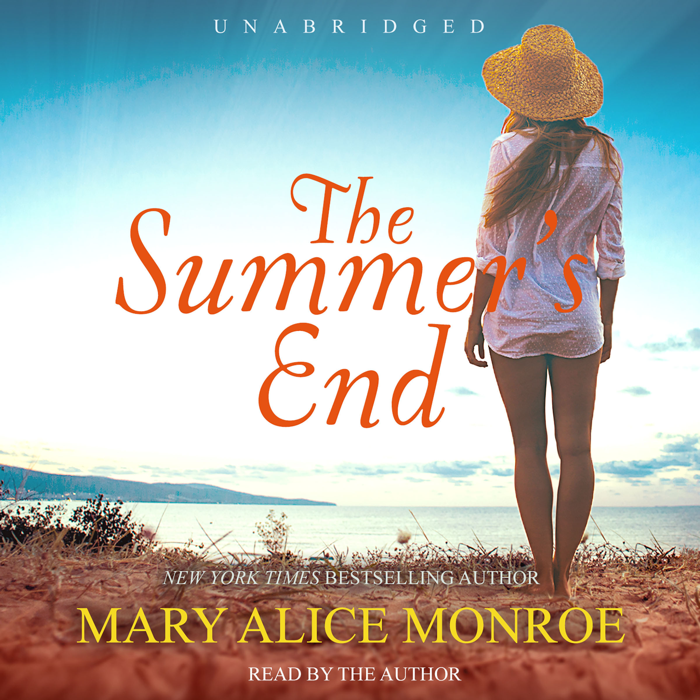 Printable The Summer's End Audiobook Cover Art