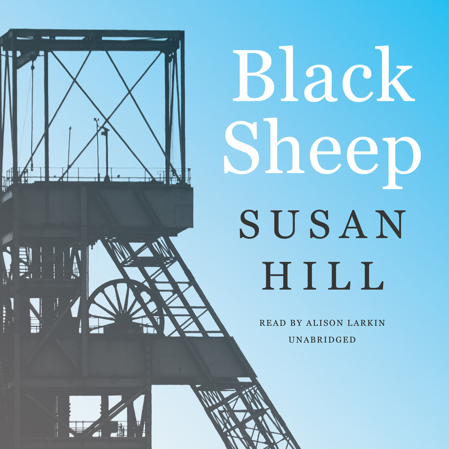 Printable Black Sheep Audiobook Cover Art