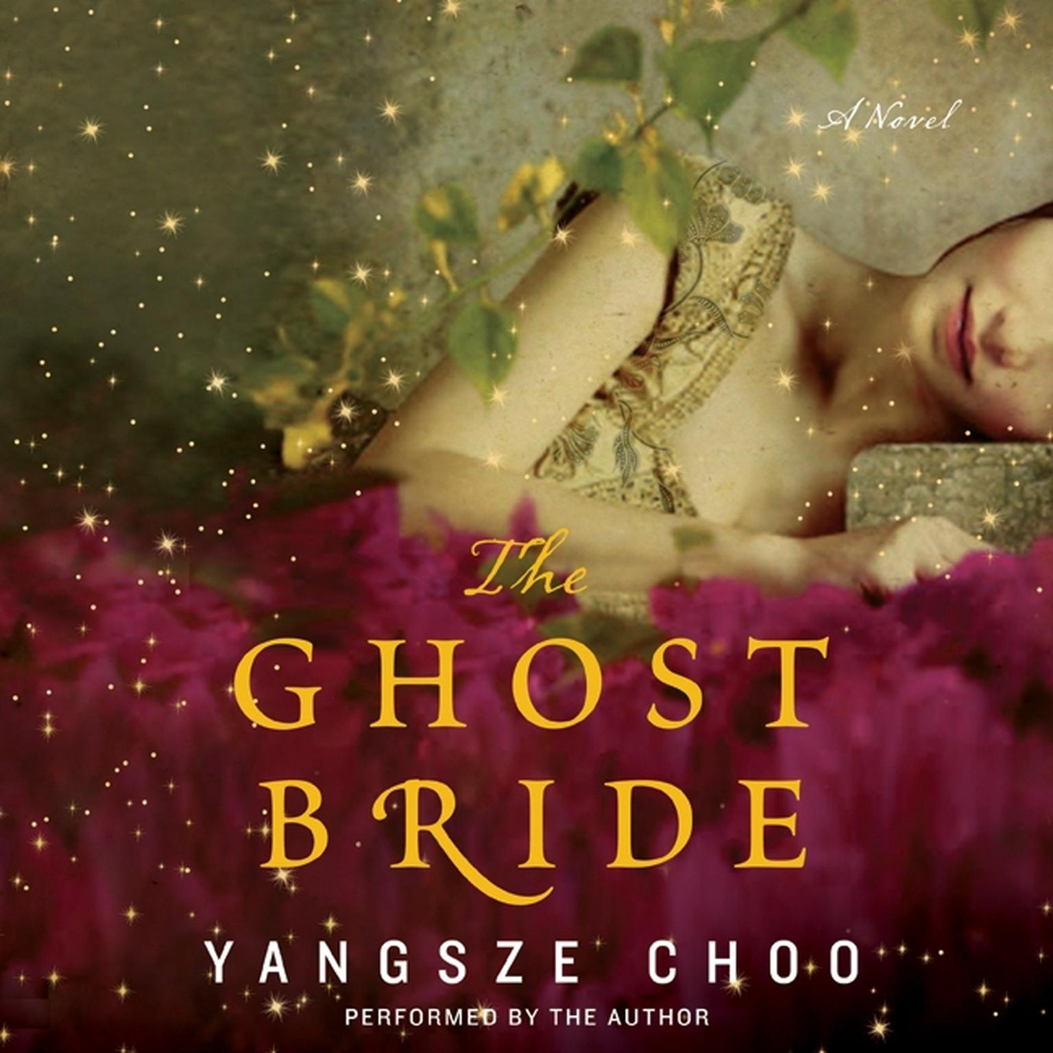 Printable The Ghost Bride Audiobook Cover Art