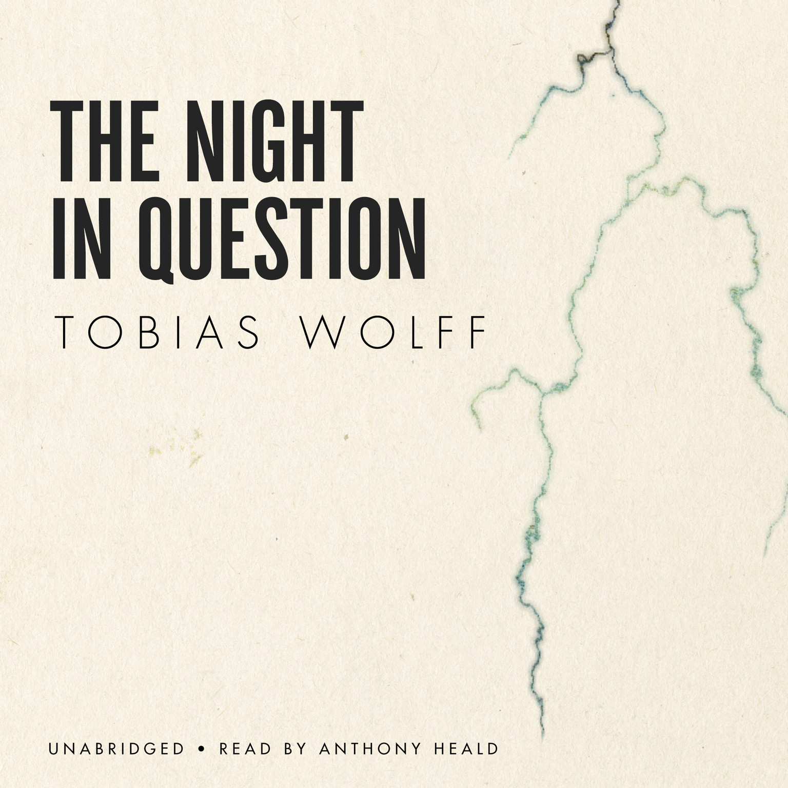 Printable The Night in Question Audiobook Cover Art