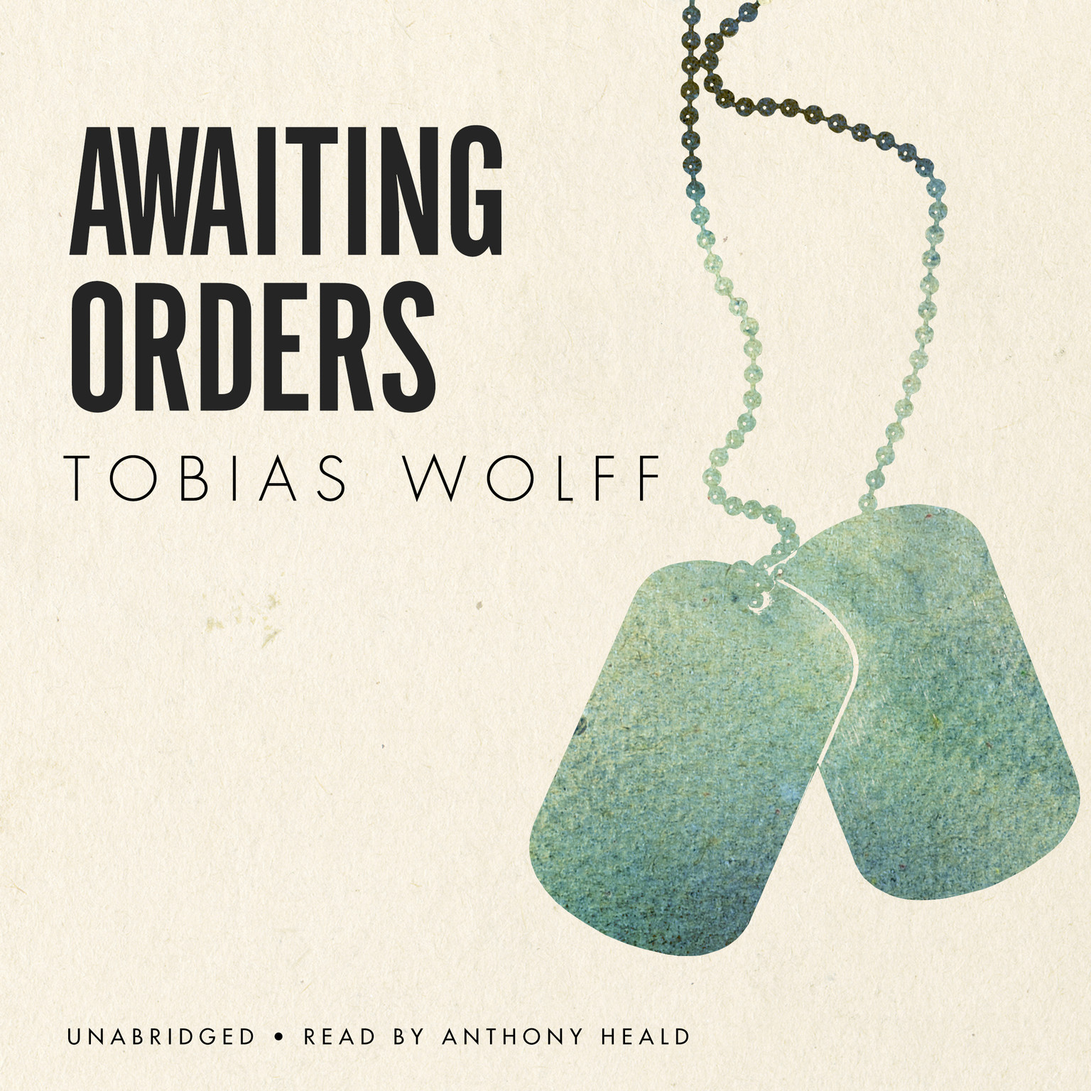 Printable Awaiting Orders Audiobook Cover Art