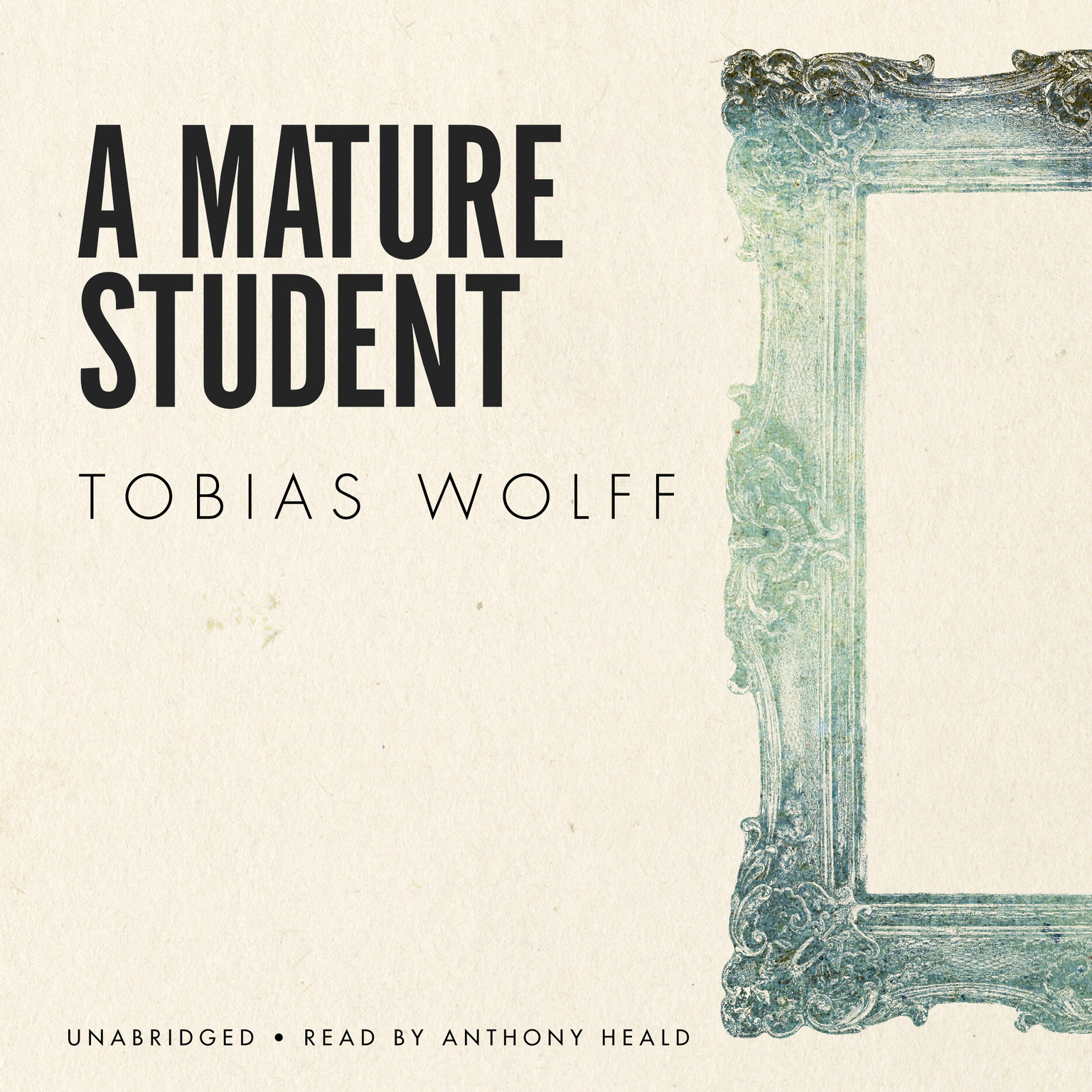 Printable A Mature Student Audiobook Cover Art