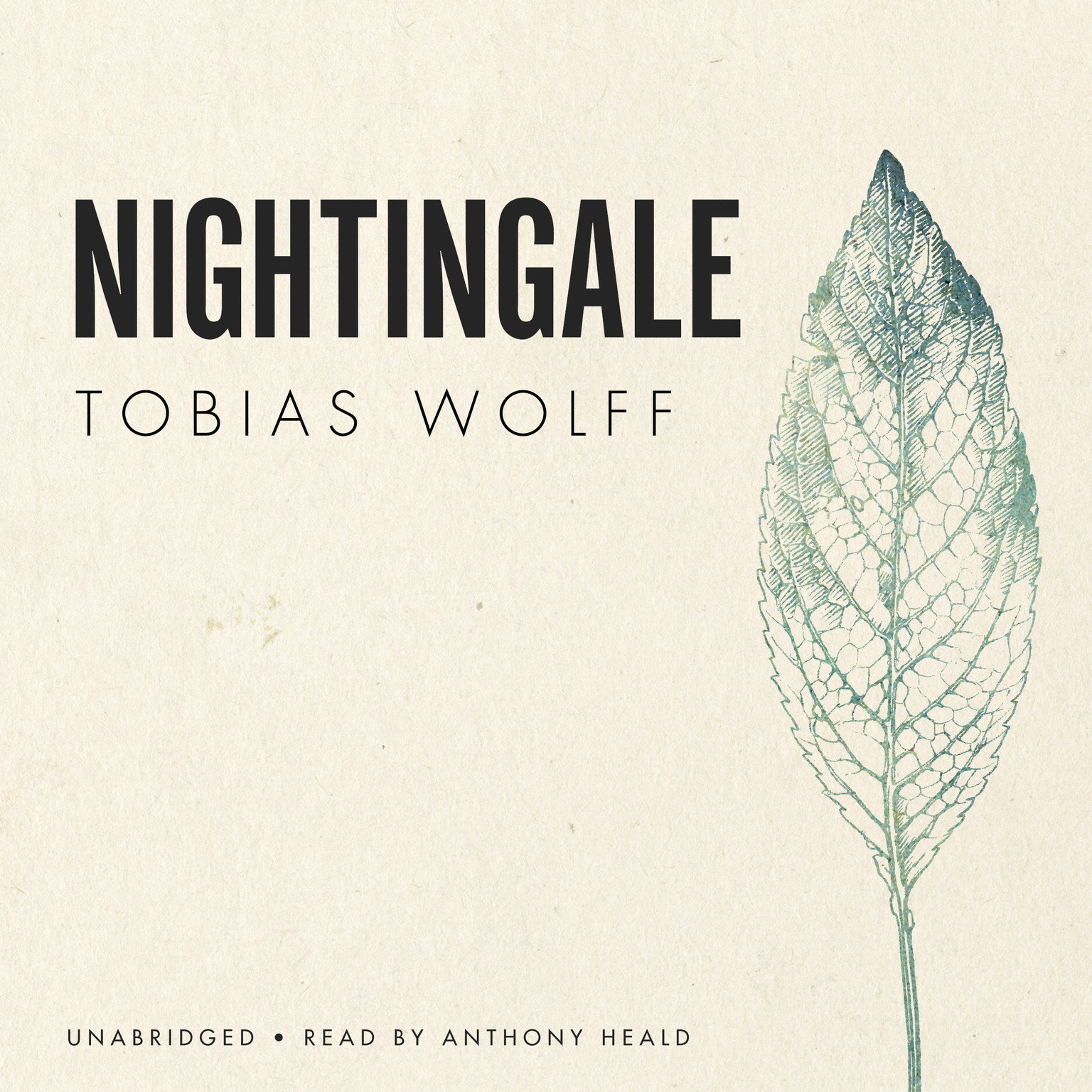 Printable Nightingale Audiobook Cover Art
